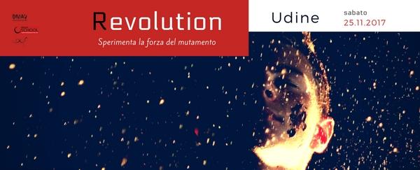 Revolution sviluppo personale a Udine
